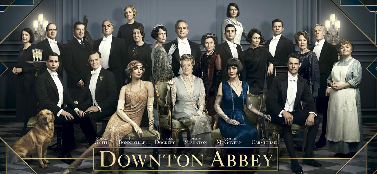 The DOWNTON ABBEY film is coming to cinemas!