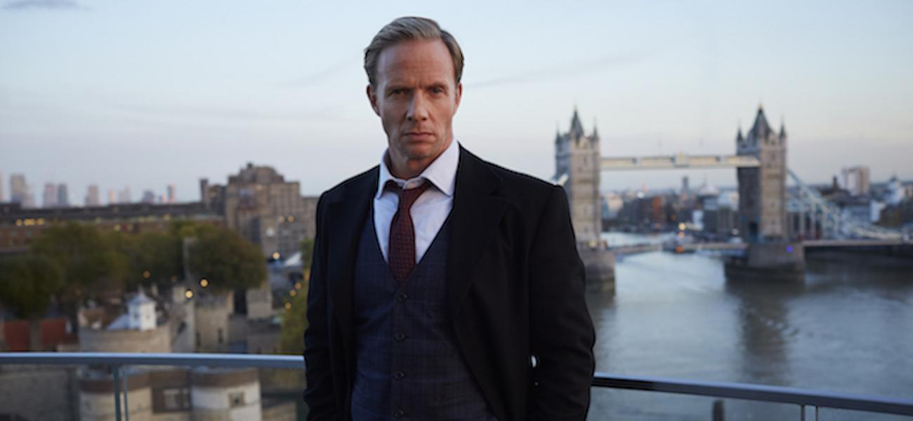 RUPERT PENRY-JONES returns to LEE STAN'S LUCKY MAN Series 3