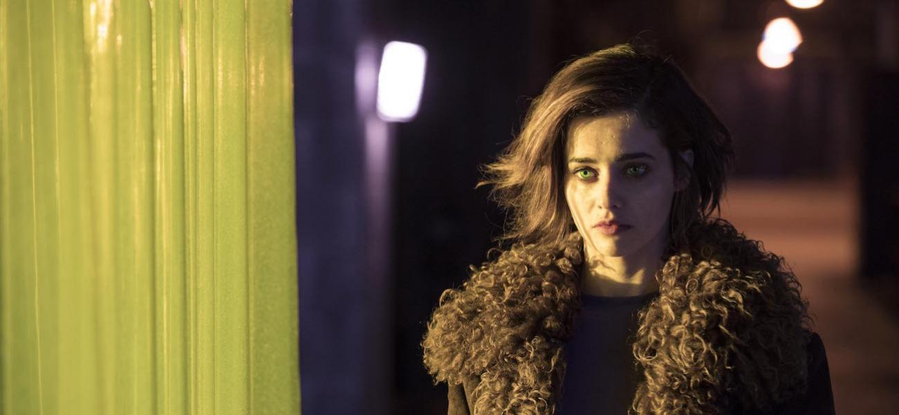 HOLLY EARL stars as New Synth in hit Channel 4 series HUMANS