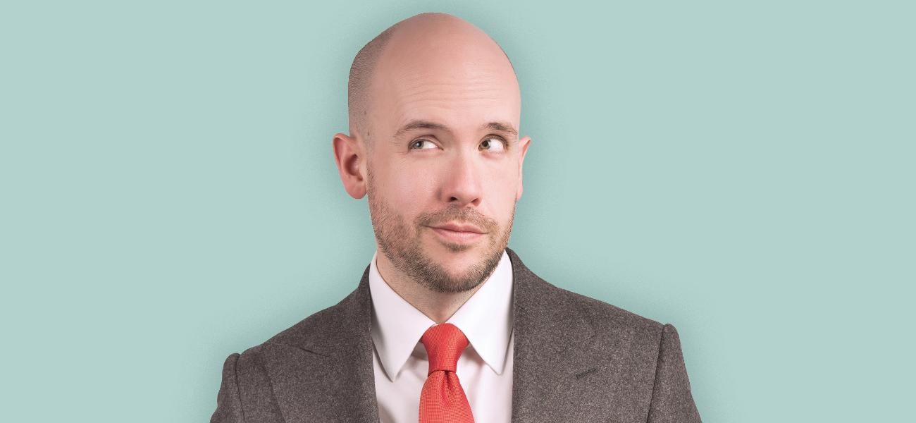 Top Comedy Talent TOM ALLEN joins Bespoke Voices