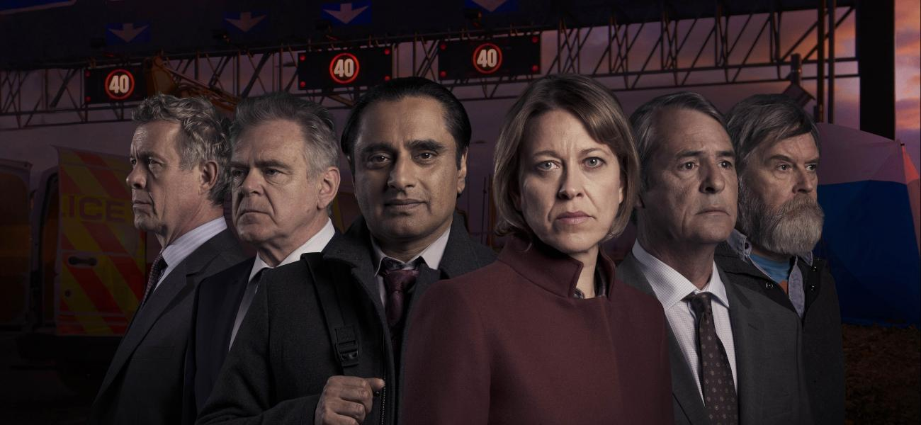 KEVIN MCNALLY joins the cast of UNFORGOTTEN Series 3