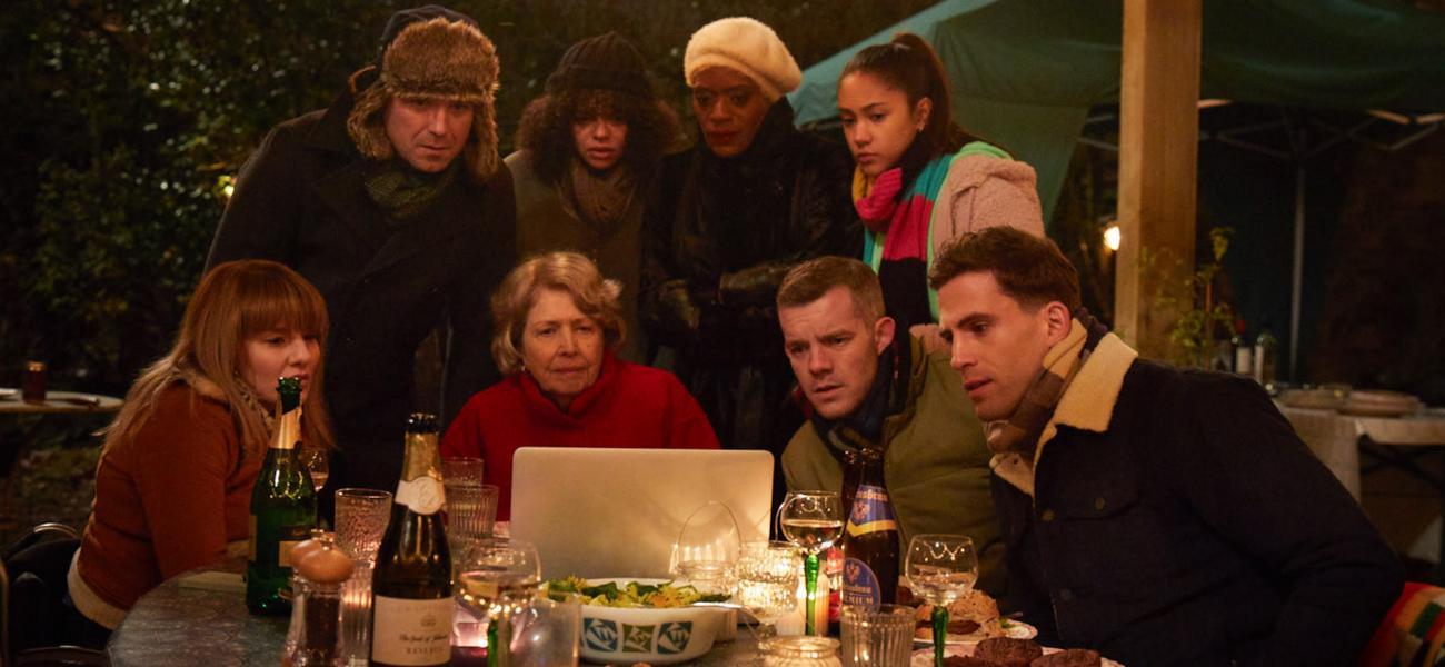 Anne Reid stars in new BBC series, YEARS AND YEARS