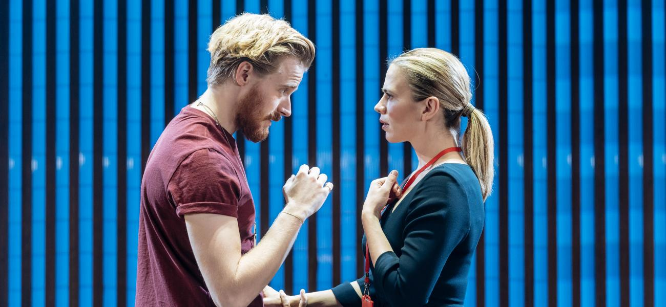 JACK LOWDEN opens in MEASURE FOR MEASURE at Donmar Warehouse