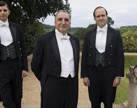 A film of the hugely successful TV series DOWNTON ABBEY has been confirmed