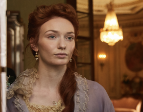 ELEANOR TOMLINSON stars in new drama-biopic; COLETTE