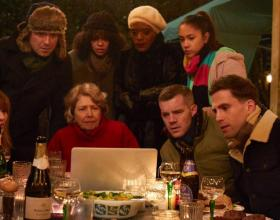 Anne Reid stars in new BBC series, YEARS AND YEARS