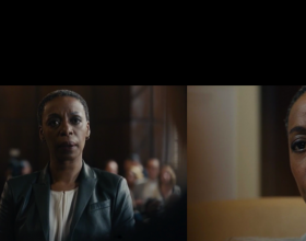 NOMA DUMEZWENI in the new HBO mini-series, THE UNDOING